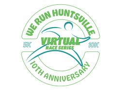 We Run $5 – Virtual-ish 5k Walk/Run for Charity April for American Heart Association at John Hunt Park
