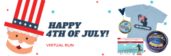 Independence Day Virtual Run