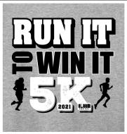 Run it to Win it 5k