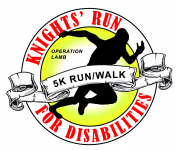 12th Annual Knights Run for Disabilities