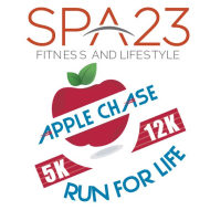 Apple Chase SPA 23 Run for Life 5K/12K - SAME DAY REG 8-9:15 ONLINE CLOSED