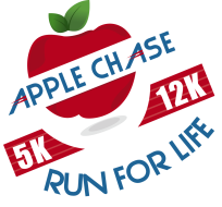 Apple Chase SPA 23 Run for Life 5K/12K - 21st Running