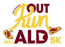 X out ALD presents the 2021 Outrun ALD Virtual 5K
