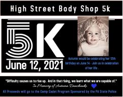 High Street Body Shop 5k