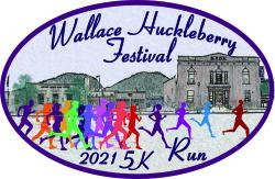 Wallace Huckleberry Festival and 5k Fun Run