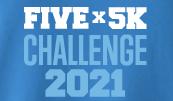 FALMOUTH RUNNING CLUB Virtual 5 x 5K Challenge