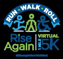 Rise Again - Run, Walk and Roll Virtual Race