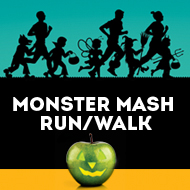 Monster Mash October 23, 5K, 1K & Kids Dash Presented by Children's Hospital & Medical Center and Suburban Rotary Club