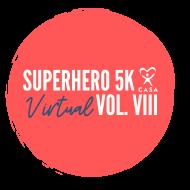 Superhero VIRTUAL 5k, Vol. VIII
