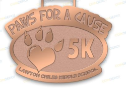 Paws for a Cause Virtual 5K