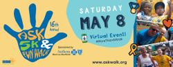 16th Annual ASK 5K & Fun Walk