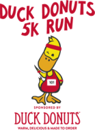 DUCK DONUT 5K _Presented by Atlantic Heath System