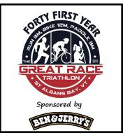 The Great Race Triathlon