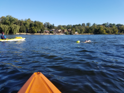 Open Water Training Swims, 2021 (April 1 - Oct 31)