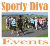 Sporty Diva's 6.5M and 13.1 at Orting Trail on Easter Sunday