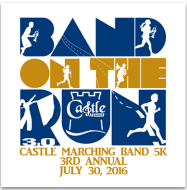 Band On The Run 5K 3.0