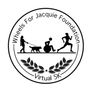 Wheels for Jacquie Virtual 5K