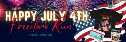 July 4th Freedom Virtual Run