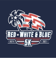 3rd Annual Red, White, and Blue 5K