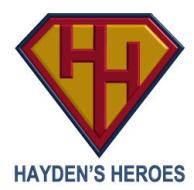 Hayden's Heroes 5K Fun Run and 1K Fun Run