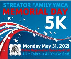 Streator YMCA 5K Run/Walk