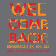 Brokeman's Welcome Back 5k/10k/13.1