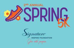 2nd Annual Spring VIRTUAL 5K