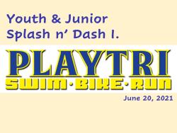 Playtri Youth & Junior Splash n' Dash I.