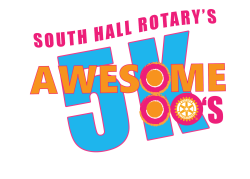 Awesome '80s Run 5k hosted by South Hall Rotary Club