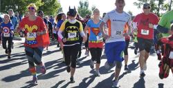 Super Hero Sprint 5K & Fun Run