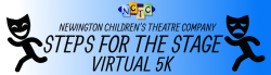 NCTC's Steps For the Stage Virtual 5K