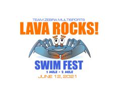 LAVA ROCKS SWIM FEST!