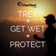 ClearShark H2O's Virtual 5K Tri for the Bay