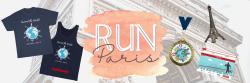 Run Paris Virtual 5K/10K/13.1 Race