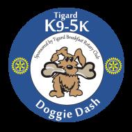 Tigard K9-5K - Virtual Run/Walk