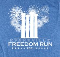Evansville Freedom Run