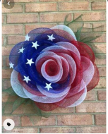 *SOLD OUT* American Flag Wreath