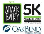 Attack Poverty 5K run/walk and Kid K