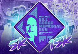 11th Annual Bill Dodge Memorial Bay Run 15k, 5k, 2 Mile Dog Walk