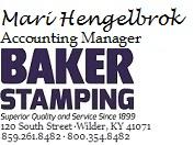 Baker Stamping