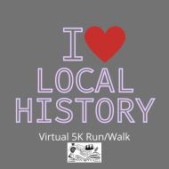 I Love Local History virtual 5K