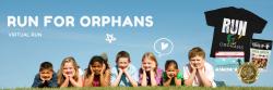 Run 4 Orphans Virtual Race