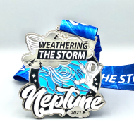 Neptune - Weathering the Storm Running and Walking Challenge