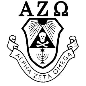AZO Pharmacy Fraternity Rho Chapter