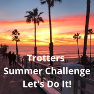 Turkey Trotter's Summer Challenge
