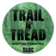 Trail N' Tread Race benefiting teens in Northwest Arkansas
