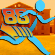 Hill Valley 88 Miler ™ Logo