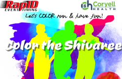 Color The Shivaree Fun Run/Walk
