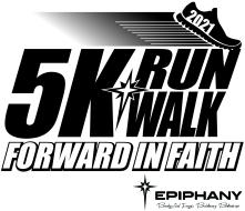 Forward in Faith 5K - Virtual Race
