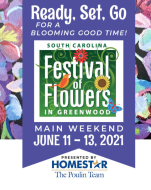 SC Festival of Flowers 2021 5K & 1 Mile Fun Run/Walk